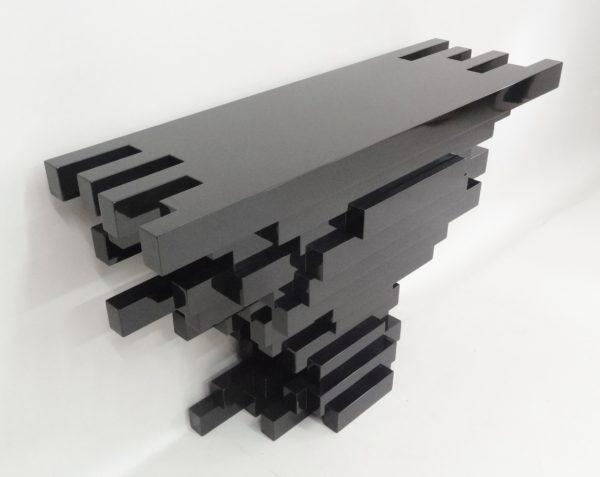console sculpturale manne