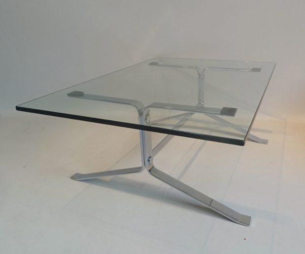 Table Basse Modèle Joker, Olivier Mourgue Pour Airborne 1960