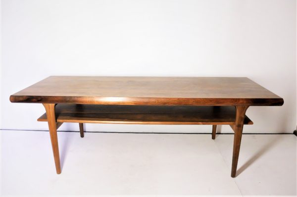 Table Basse En Palissandre, Danemark 1960